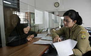 Administrasi Kependudukan  Di Kota Surakarta  Pelaksanaan Kebijakan Sekolah Tanpa Memungut Biaya Administrasi Kependudukan