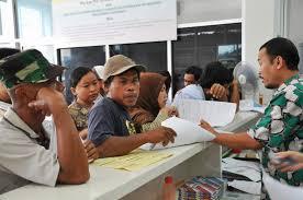 Implementasi E-Government Terhadap Pelayanan Kependudukan  Faktor Kepuasan Konsumen RSU Sukoharjo Pelayanan Kependudukan