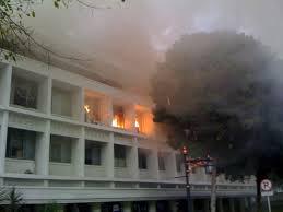 Pemeriksaan Keandalan Bangunan Dalam Pencegahan Bahaya Kebakaran  Analisis Kekuatan Elemen Balok Dan Kolom Pasca Bakar Pada Gedung Teater Pencegahan Kebakaran Gedung
