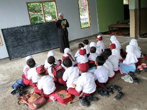 Tesis Pendidikan [Kode O.7]  Manajemen Sekolah Dalam Upaya Meningkatkan Kualitas Pembelajaran Pendidikan Dasar