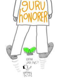 Implementasi Kebijakan Tenaga Honorer Di Dispendik  Pelaksanaan Kebijakan Sekolah Tanpa Memungut Biaya Tenaga Pendidik