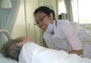 Faktor-Faktor Yang Mempengaruhi Perawat Dalam Penerapan IPSG  Contoh JudulTesis Manajemen 2014  perawat dan pasien