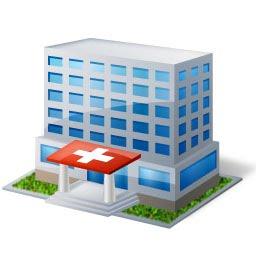 Gedung Rumah Sakit  Asesmen Kekuatan Struktur Bangunan Gedung RS rumah sakit