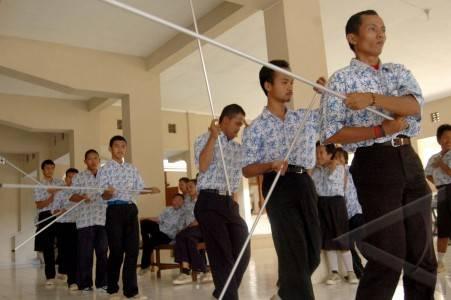 Implementasi Kurikulum Khusus Autis Di SLB Autis Alamanda Surakarta