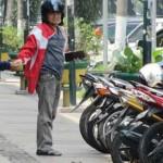 Hubungan Kerja Patron Klien Juru Parkir
